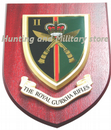 2nd Bn Royal Gurkha Rifles Regimental Military Wall Plaque